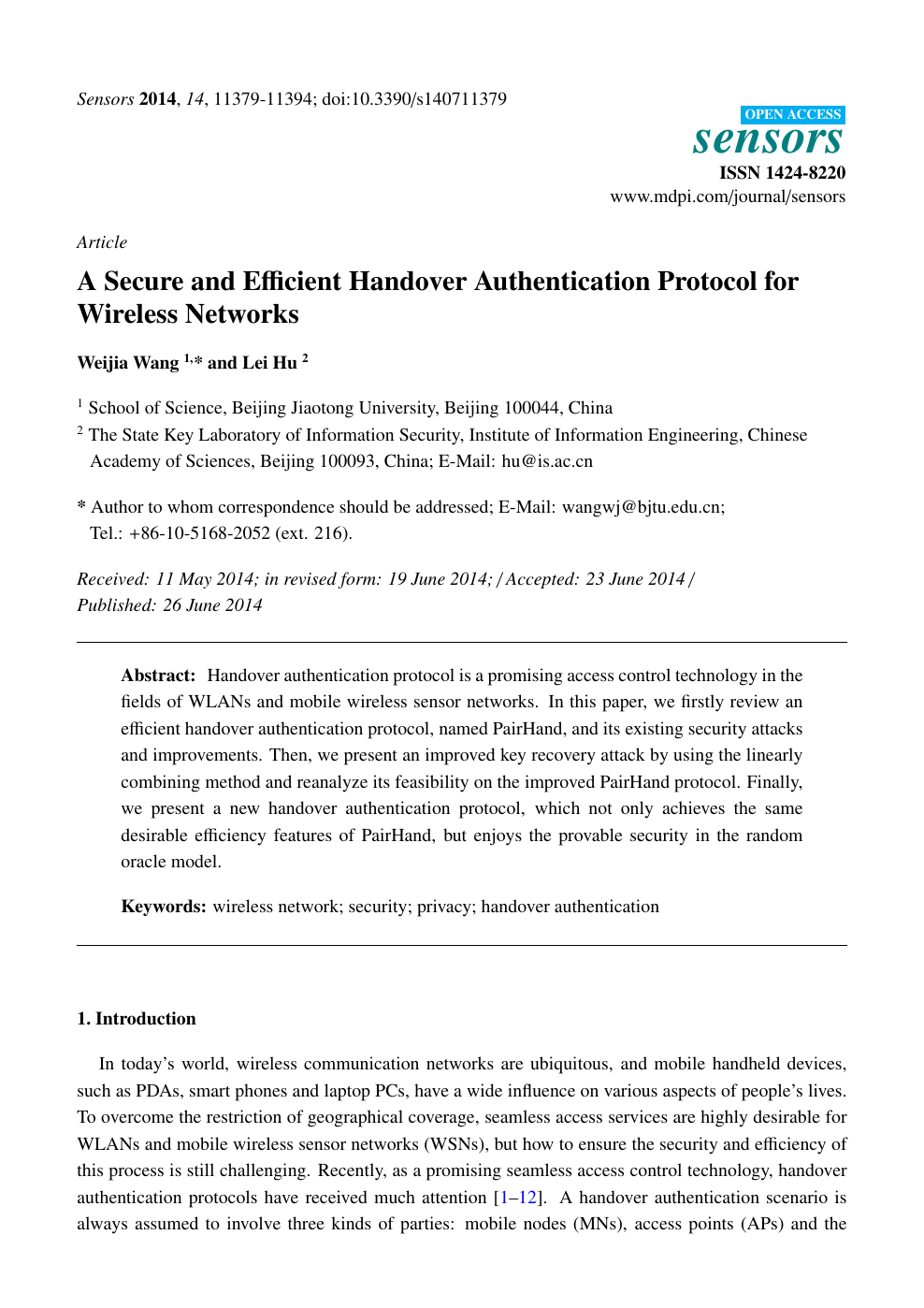 research paper network security