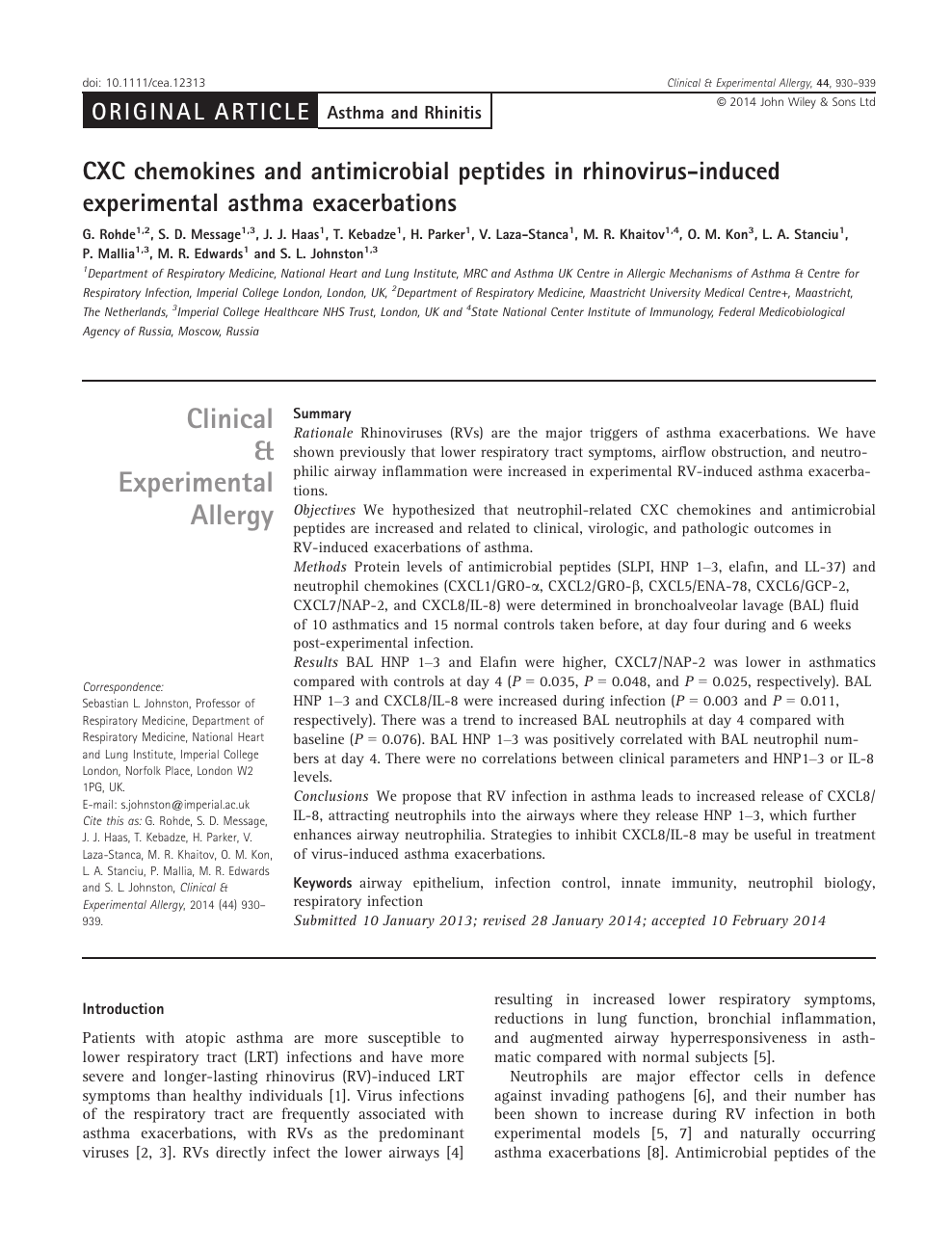 cxc biology 2013 paper
