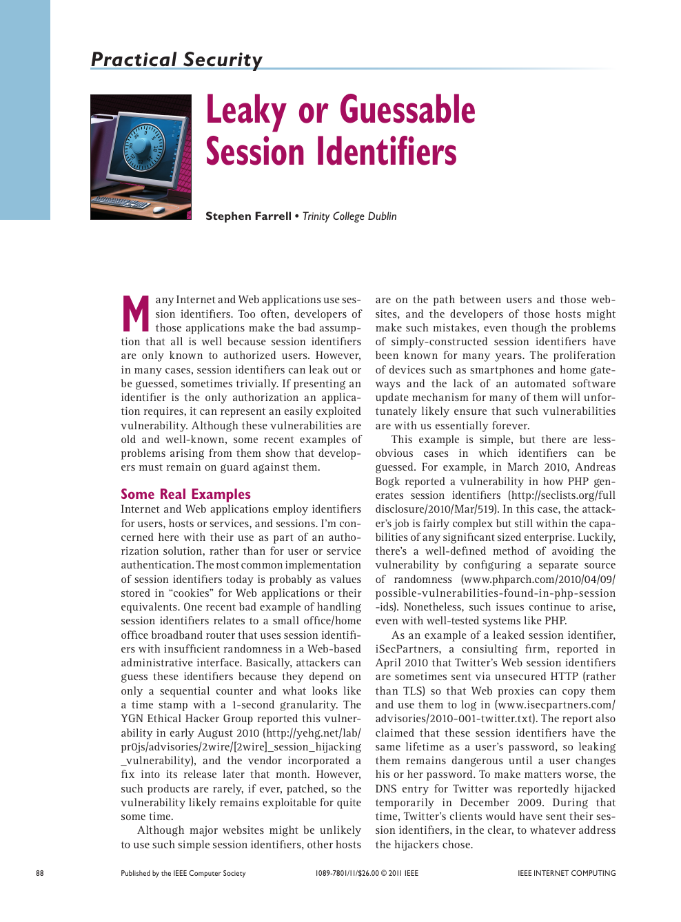 Ieee Paper On Ethical Hacking Pdf