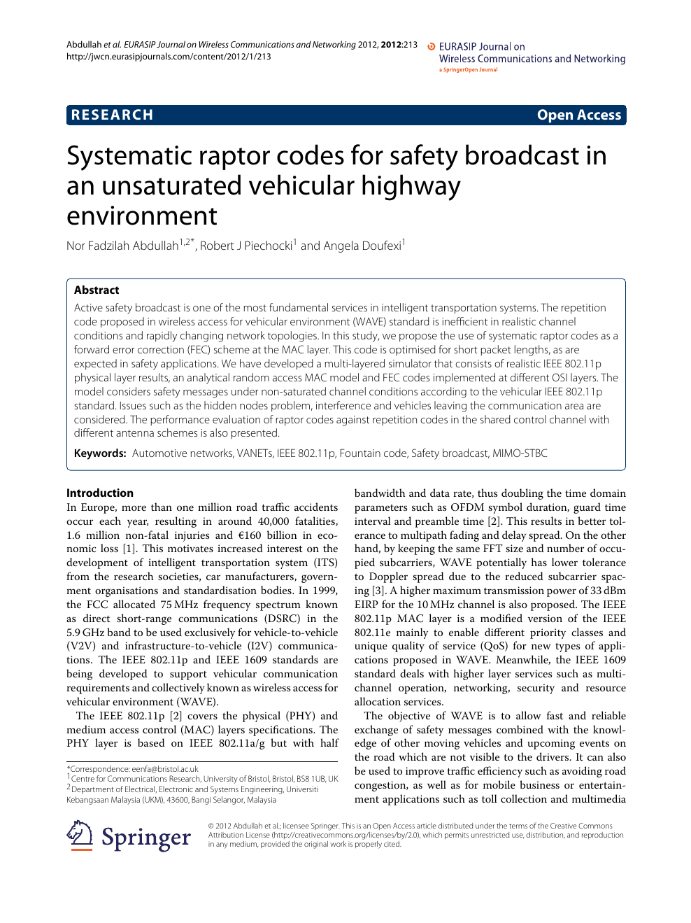 Systematic raptor codes for safety broadcast in an unsaturated