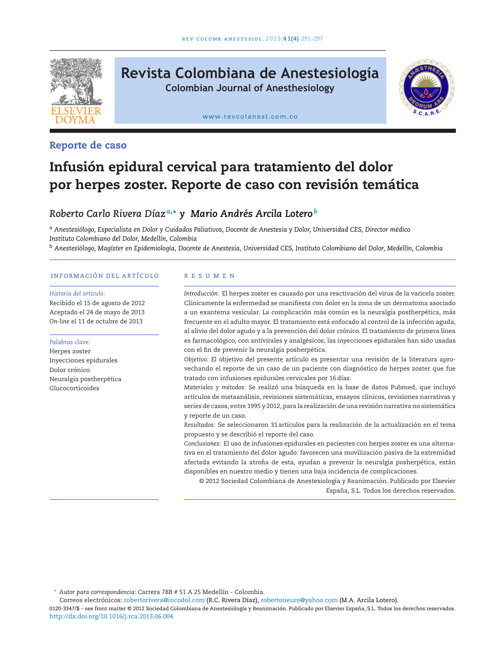 Infección por varicela zoster complicaciones de la hipertensión