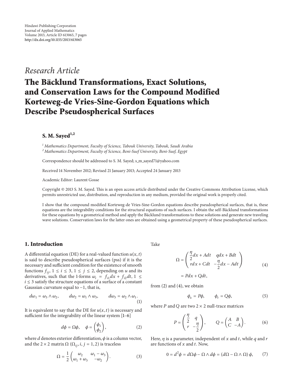 The Bäcklund Transformations, Exact Solutions, and