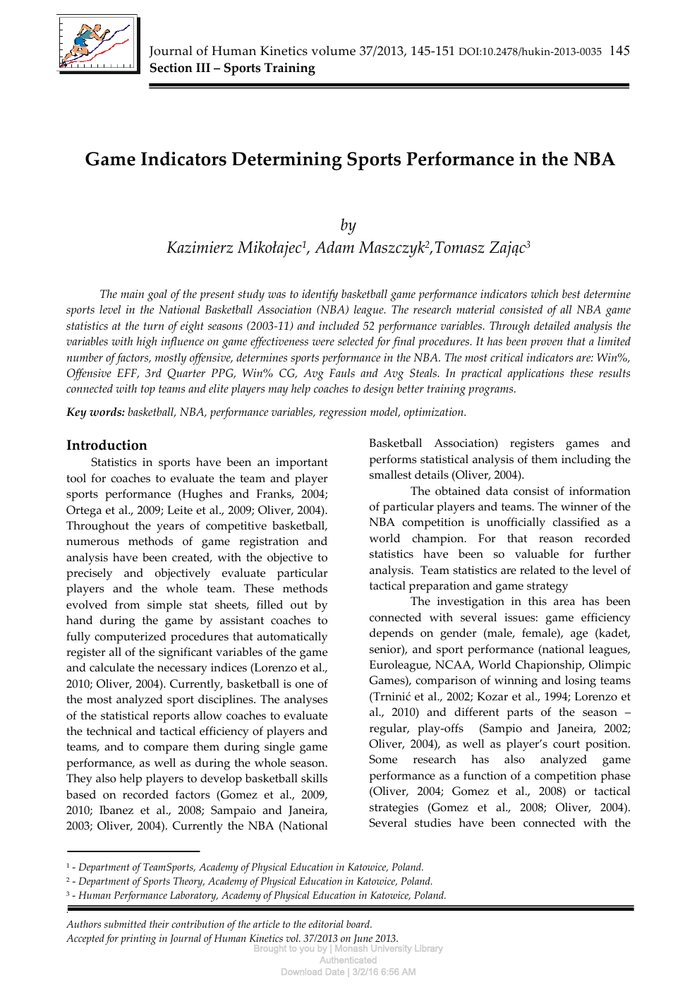 research paper topics on the nba