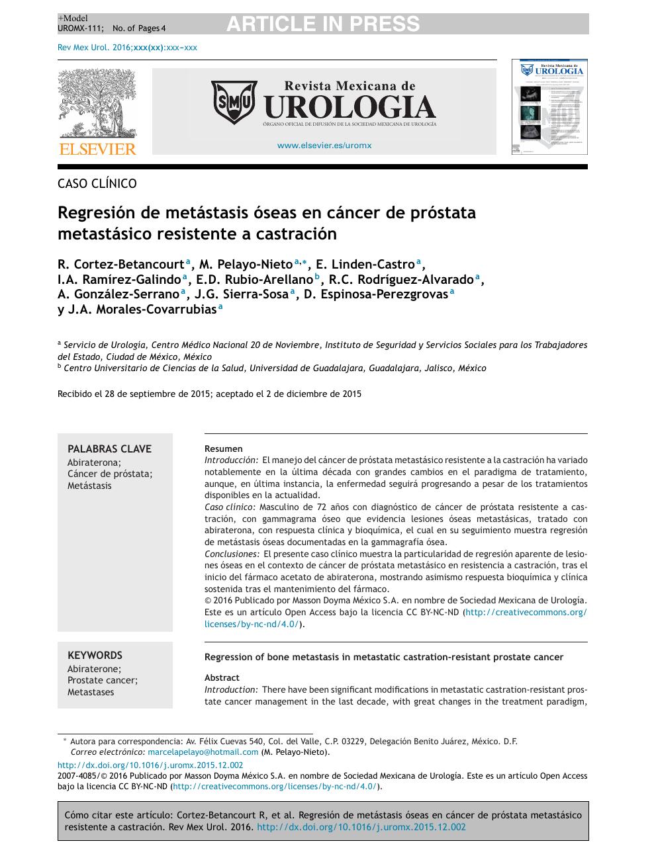 asociacion mexicana de cancer de prostata