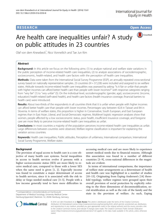medical sociology paper topics