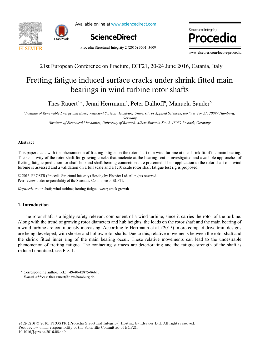thesis on fretting fatigue in railway axles