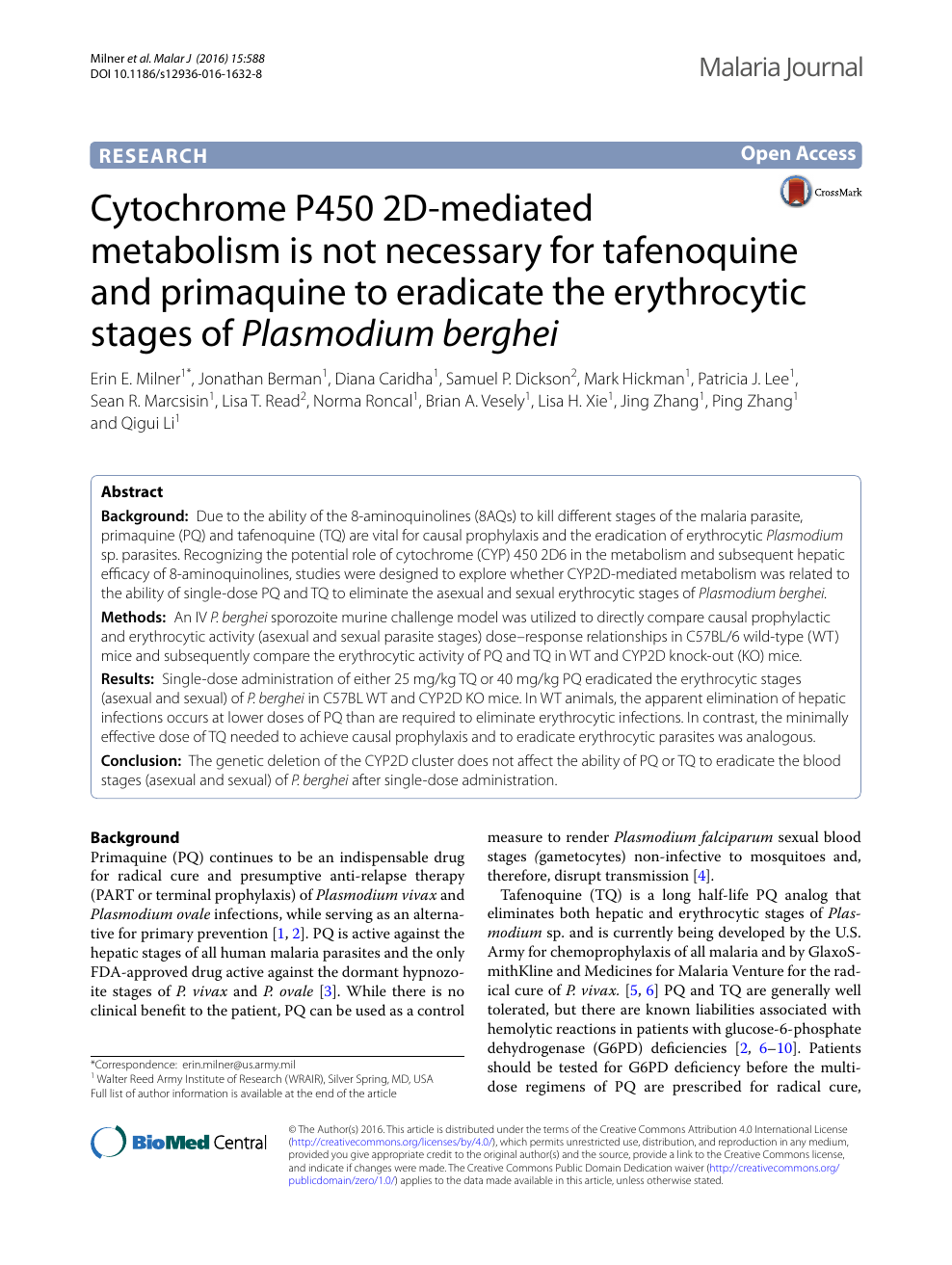 Cytochrome P450 2D-mediated metabolism is not necessary for