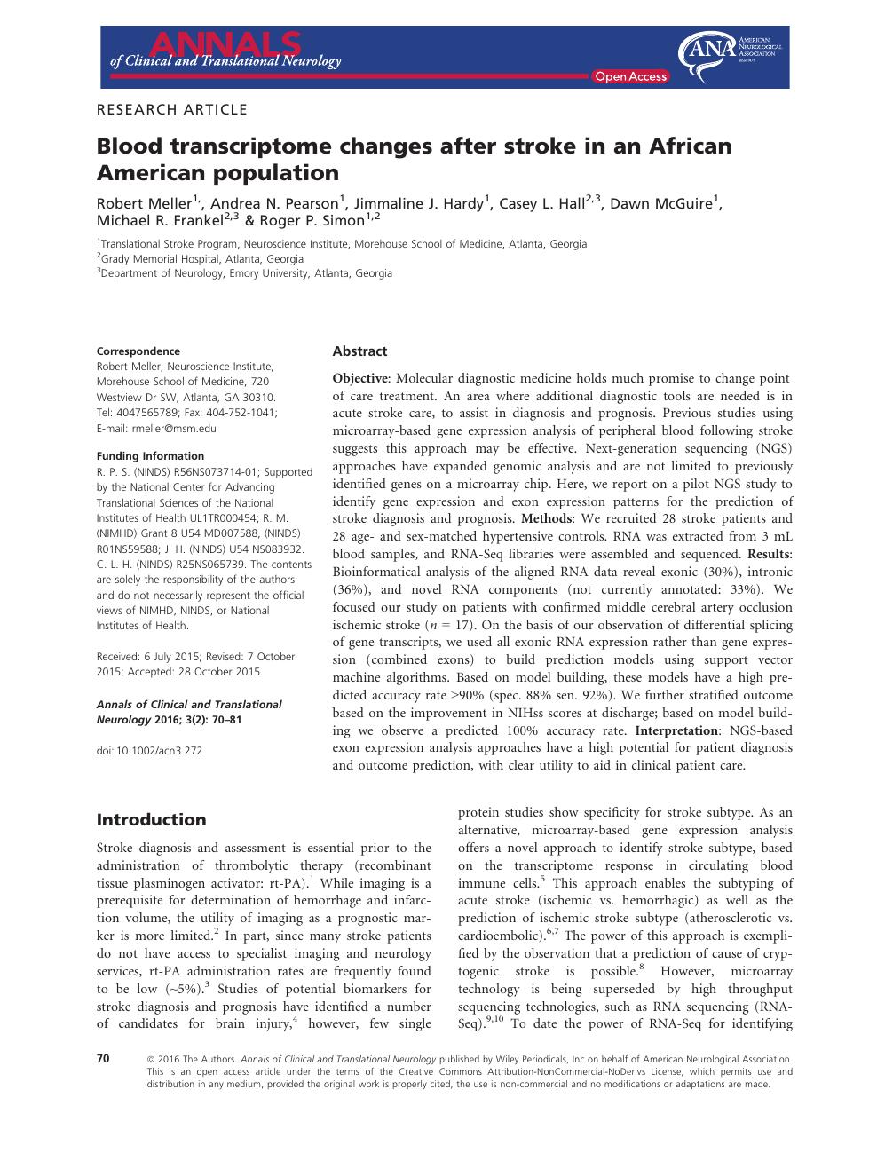 cdc african american chronic diseases