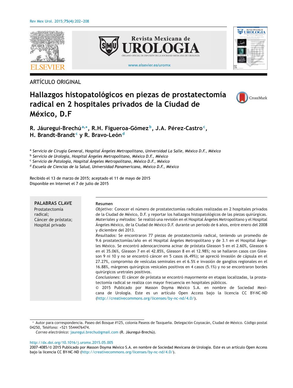 adenocarcinoma de próstata de tipo acinar puntaje de gleason 4 5 4