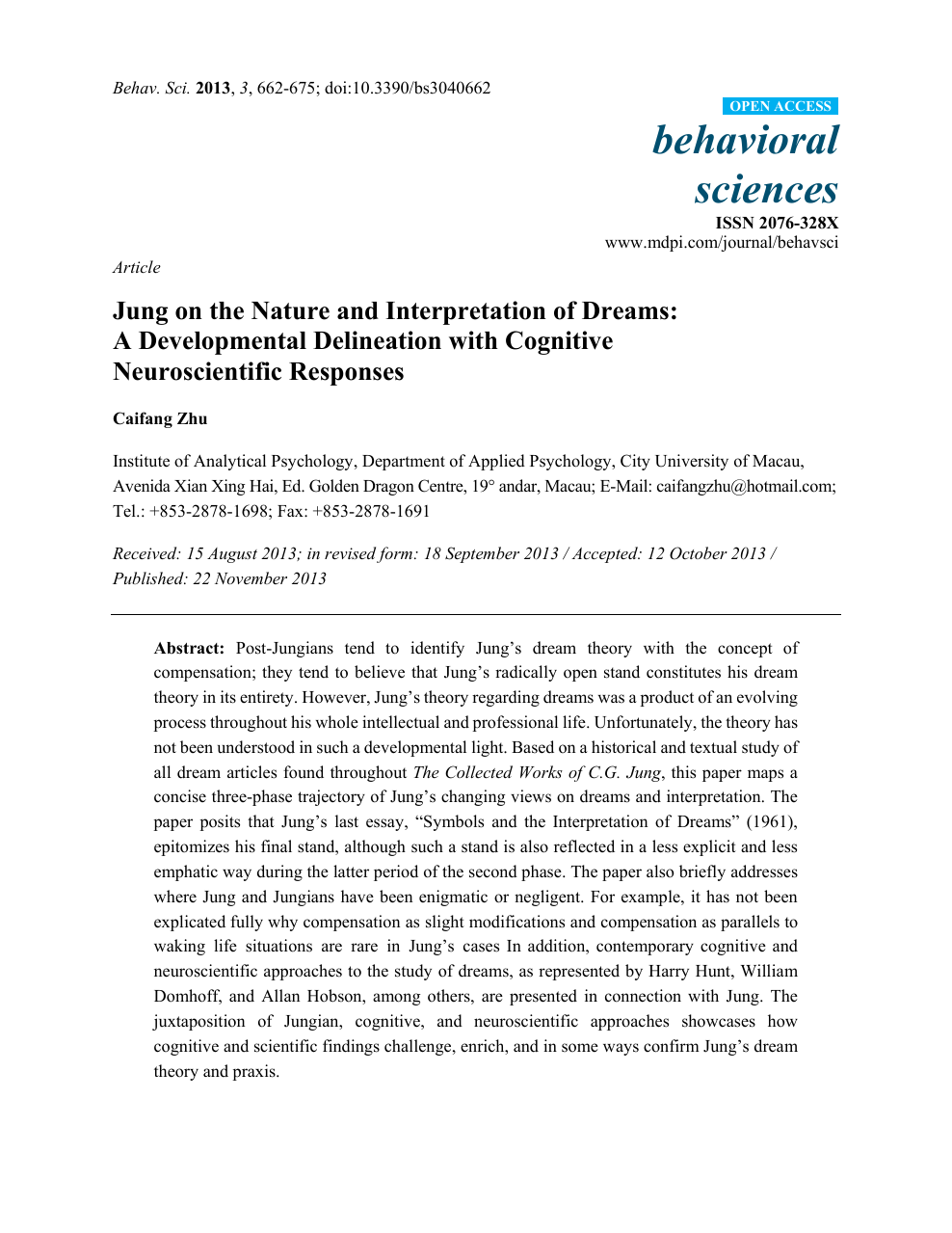 Psychology research paper on dreams top thesis proposal ghostwriting services for school