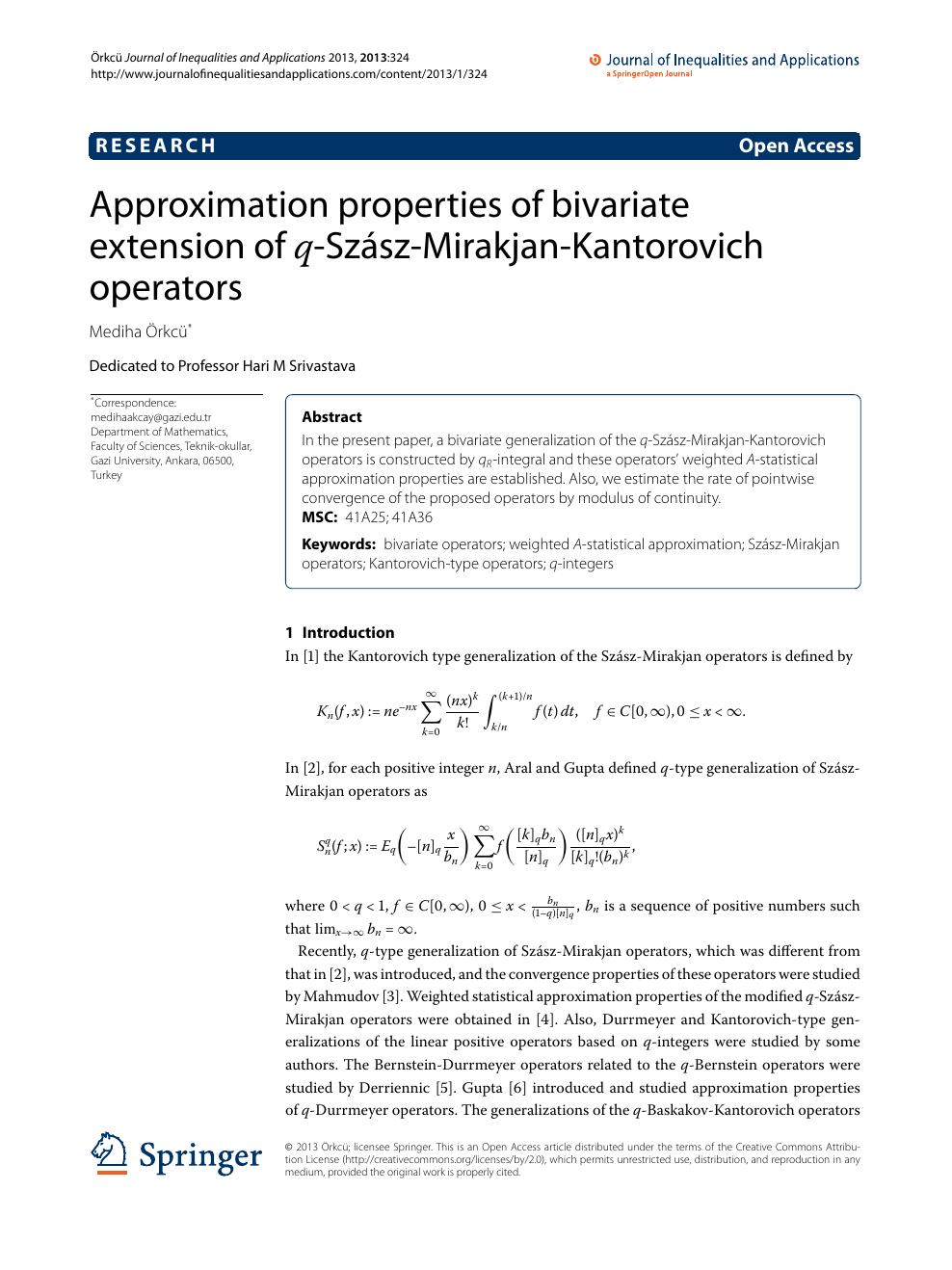 Approximation properties of bivariate extension of q-Szász-Mirakjan